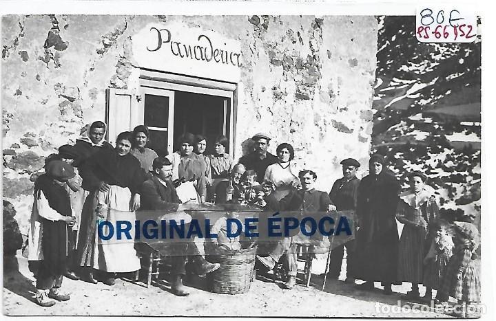 (PS-66152)POSTAL FOTOGRAFICA ALREDEDORES DE RIPOLL-PANADERIA.FOTO LLOBET (Postales - España - Andalucía Antigua (hasta 1939))