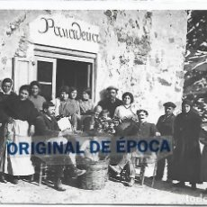 Postales: (PS-66152)POSTAL FOTOGRAFICA ALREDEDORES DE RIPOLL-PANADERIA.FOTO LLOBET. Lote 277165863