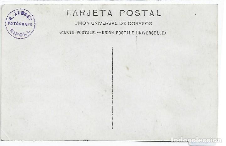 Postales: (PS-66152)POSTAL FOTOGRAFICA ALREDEDORES DE RIPOLL-PANADERIA.FOTO LLOBET - Foto 2 - 277165863