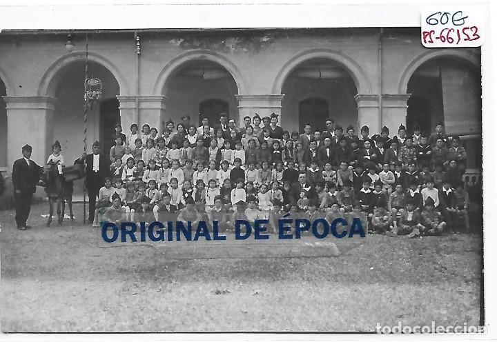 (PS-66153)POSTAL DFOTOGRAFICA DEL HOTEL MONTAGUT-CARAMELLES CENTRE CATOLIC RIBATA 30-4-1933 (Postales - España - Andalucía Antigua (hasta 1939))