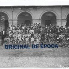 Postales: (PS-66153)POSTAL DFOTOGRAFICA DEL HOTEL MONTAGUT-CARAMELLES CENTRE CATOLIC RIBATA 30-4-1933. Lote 277166073