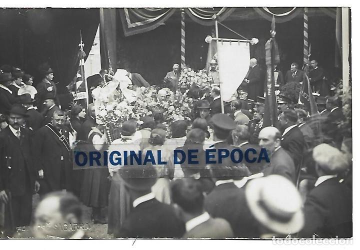Postales: (PS-66156)LOTE DE 4 POSTALES FOTOGRAFICAS DE BARCELONA-SOMATEN ARMADO VILAFRANCA DEL PENEDES - Foto 3 - 277166563