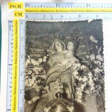 Cartoline: FOTO POSTAL DE CÁDIZ. AÑOS 30 50. RELIGIOSA SEMANA SANTA. MARCAJE FOTÓGRAFO MARTIN ALGECIRAS . 974. Lote 277223443