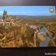 Postales: ARCOS DE LA FRONTERA CADIZ VISTA GENERAL DE LA PEÑA. Lote 277301308