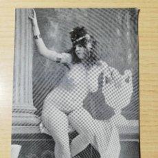 Postales: POSTAL DESNUDO FEMENÍNO. FOTOGRAFIA ERÒTICA. CARTE POSTALE ANCASO. SIN USAR. Lote 277595653