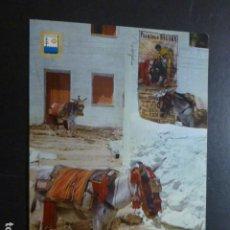 Postales: COSTA DEL SOL MALAGA. Lote 277655743
