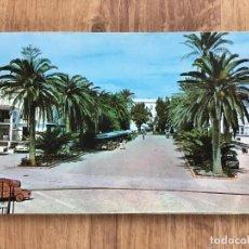 Postales: POSTAL DE NERJA ( MÁLAGA ) BALCÓN DE EUROPA ( AÑOS 60/70 ). Lote 277735578