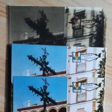 Postales: SEVILLA Nº 5410 PLAZA DE LA SANTA CRUZ / POSTAL, NEGATIVOS Y PRUEBA DE COLOR / EDI. PERGAMINO. Lote 278266878