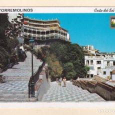 Postales: TORREMOLINOS (MALAGA). NUEVO ASPECTO DE EL BAJONDILLO (1979) - COSTA DEL SOL. Lote 278427243