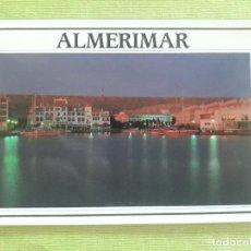 Postales: ALMERIMAR - ALMERÍA - NOCTURA - AÑO 1996. Lote 278446688
