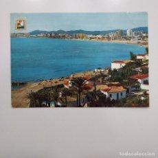 Postales: POSTAL FUENGIROLA (COSTA DEL SOL. VISTA PANORÁMICA (MÁLAGA) CIRCULADA. DOMINGUEZ Nº 69. Lote 278759343