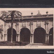 Postales: 93. - SEVILLA. - ALCAZAR - PATIO DE MARÍA DE PADILLA. Lote 279521913
