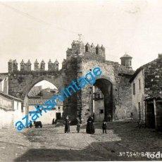 Postales: ANTIGUA FOTO POSTAL DE BAEZA (JAEN) - ARCO DEL POPULO - Nº 7541 - SIN CIRCULAR -. Lote 282090138