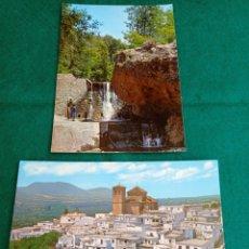 Postales: POSTAL LAUJAR DEL ANDARAX ALMERÍA LOTE DE 2. Lote 283563988
