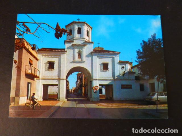 SANTA FE GRANADA PUERTA DE LOJA (Postales - España - Andalucia Moderna (desde 1.940))
