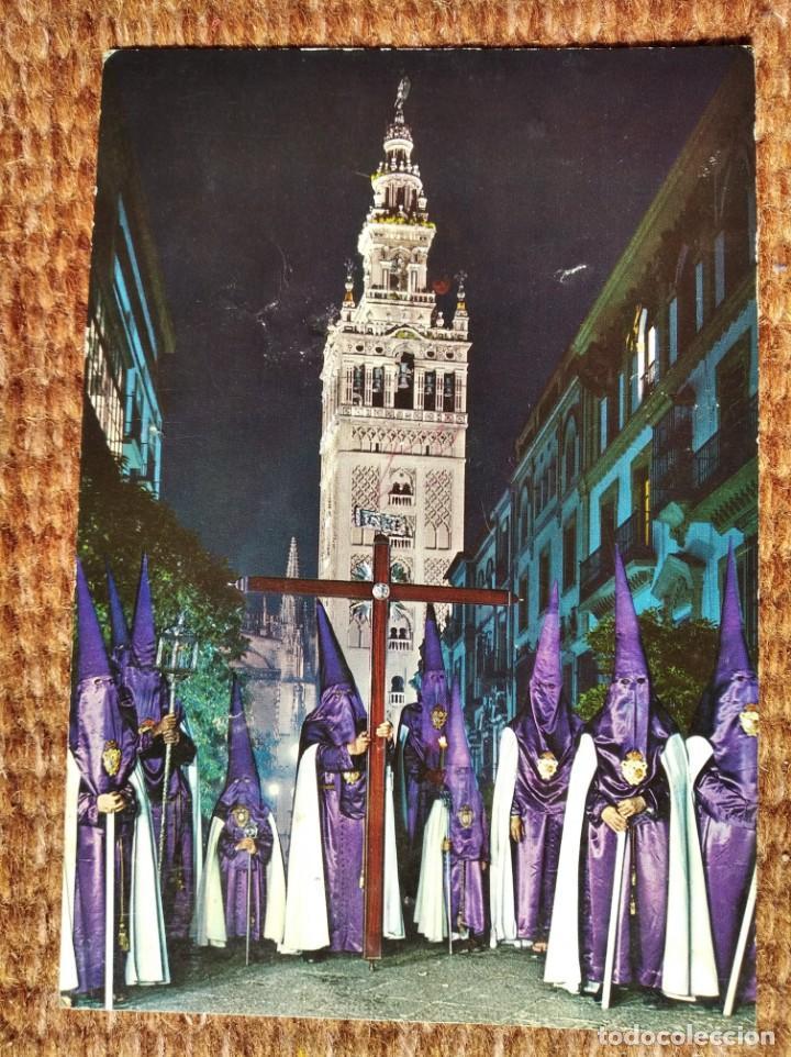 SEVILLA - SEMANA SANTA (Postales - España - Andalucia Moderna (desde 1.940))