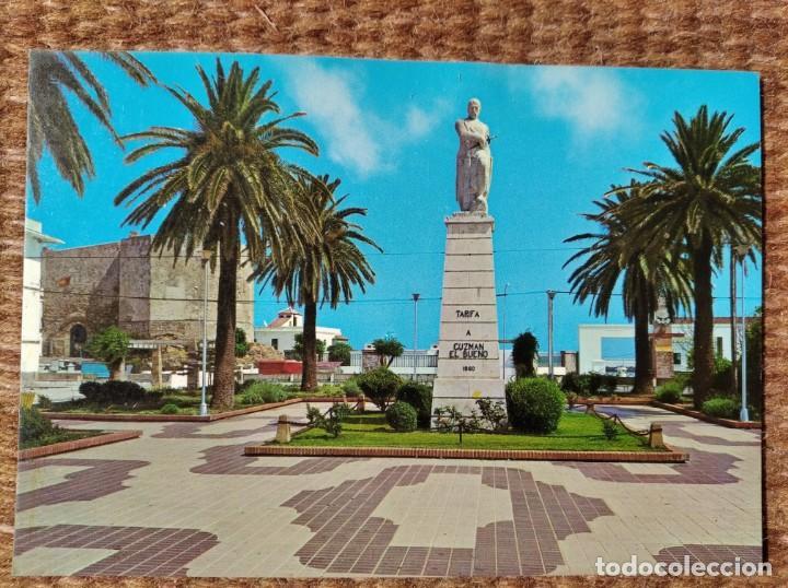 TARIFA - CADIZ - MONUMENTO A GUZMAN EL BUENO (Postales - España - Andalucia Moderna (desde 1.940))
