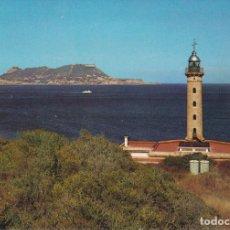 Cartes Postales: ALGECIRAS, FARO PUNTA CARNERO – ESCUDO DE ORO Nº154 – S/C. Lote 287893748