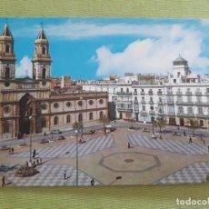 Postales: CADIZ - PLAZA DE SAN ANTONIO 15. Lote 287913398