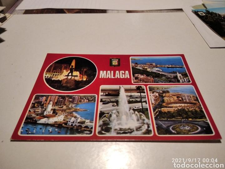 POSTAL MALAGA (Postales - España - Andalucia Moderna (desde 1.940))