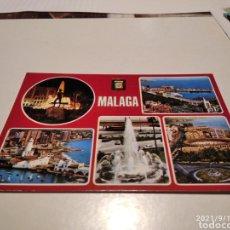 Postales: POSTAL MALAGA. Lote 287960148