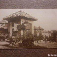 Postales: GRANADA ALHAMBRA JARDINES Y MIRADOR. Lote 288168953