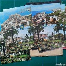 Postales: MALAGA Nº 5432 VISTAS DE LA CIUDAD / POSTAL /NEGATIVOS / PRUEBA COLOR / EDI. PERGAMINO. Lote 288213058