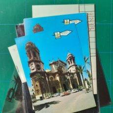 Postales: CADIZ / CATEDRAL / POSTAL /NEGATIVOS / PRUEBA COLOR / EDI. PERGAMINO. Lote 288227003