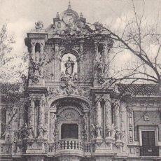 Postales: SEVILLA, PORTADA PALACIO SAN TELMO. ED. M. CHAPARTEGUY. Nº 28024. AÑO 1904. REVERSO SIN DIVIDIR. Lote 288394658