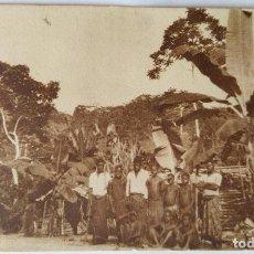 Postales: SEVILLA EXPOSICION IBEROAMERICANA 1929 PABELLON COLONIAL LOTE 10 POSTALES. Lote 288400943
