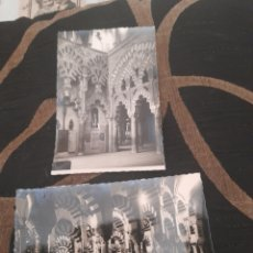 Postales: 2 ANTIGUAS POSTALES FOTOGRAFÍCAS DE CÓRDOBA. Lote 288504343