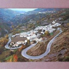 Postales: POSTAL 3259 EDICIONES AGATA. BARRANCO DE POQUEIRA. LAS ALPUJARRAS. GRANADA. 1969. SIN CIRCULAR.. Lote 288697958
