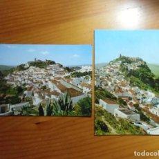 Postales: CASARES(MALAGA) POSTALES S/C, AÑOS 70.. Lote 289470893