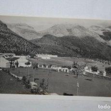 Postales: CORTEZ DE LA FRONTERA , AL FONDO SIERRA BLANQUILLA. Lote 289506193