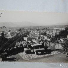 Postales: MALAGA VISTA PARCIAL , DESDE EL MERENDERO .. Lote 289507098