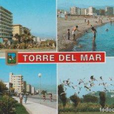 Postales: (21) TORRE DEL MAR. MALAGA. Lote 289509738