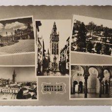 Postales: SEVILLA/ ORIGINAL DE ÉPOCA/ CIRCULADA/ ( REF.A.3). Lote 289520273