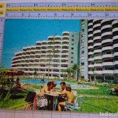 Postales: POSTAL DE MÁLAGA. AÑO 1973. MARBELLA. HOTEL CORONADO. JARDÍN PISCINA. 2430 CINELFILM. 1042. Lote 289890518