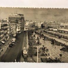 Postales: CÁDIZ, POSTAL NO.103, AVENIDA DE RAMON CARRANZA, EDIC. SICILIA (A.1958) CÍRCULADA. Lote 289893478