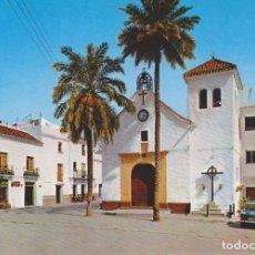 Postales: (1985) OJEN. MALAGA. PLAZA. Lote 289900168
