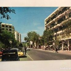 Cartes Postales: MARBELLA (MALAGA) POSTAL NO.9, ANIMADA.., AVDA. DE RAMON Y CAJAL. EDIC., VISTABELLA (A.1969). Lote 290037083