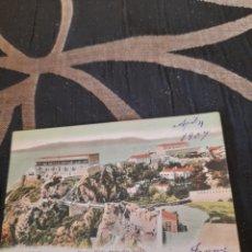 Postales: ANTIGUA POSTAL DE GIBRALTAR DE 1907. Lote 291463778