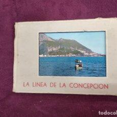 Postales: ANTIGUO LIBRITO CON 10 POSTALES EN ACORDEÓN DE LA LÍNEA DE LA CONCEPCIÓN, G. GARRABELLA. Lote 293364733