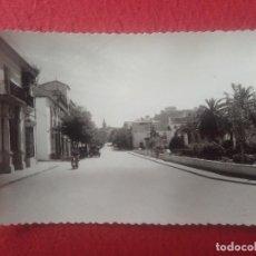 Postales: POSTAL ANDALUCÍA MORÓN DE LA FRONTERA SEVILLA EDICIONES SICILIA Nº 15 CALLE CÁNOVAS DEL CASTILLO VER. Lote 293478443