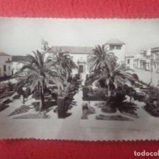 Postales: POSTAL MORÓN DE LA FRONTERA SEVILLA EDICIONES SICILIA 3 PASEO DE LA CARRERA Y CONVENTO SANTA CLARA... Lote 293479288