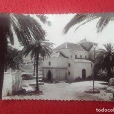 Postales: POSTAL MORÓN DE LA FRONTERA SEVILLA EDICIONES SICILIA Nº 7 ERMITA NUESTRO PADRE JESÚS DE LA CAÑADA. Lote 293480673
