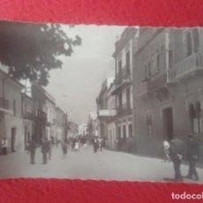 Postales: POSTAL CONSTANTINA SEVILLA EDICIONES GARCÍA GARRABELLA Nº 12 CALLE DEL GENERAL QUEIPO DE LLANO VER... Lote 293544378