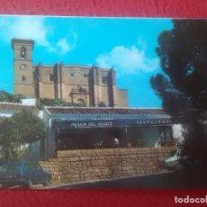 Cartoline: POSTAL POST CARD OSUNA SEVILLA FERRON Nº 2 COLEGIATA Y MESÓN DEL DUQUE COLLEGIATE AND HOSTELRY....... Lote 293596328