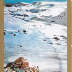 Postales: *** A1268 - POSTAL - CARTELES TURISTICOS DE ESPAÑA - SIERRA NEVADA. Lote 294105183