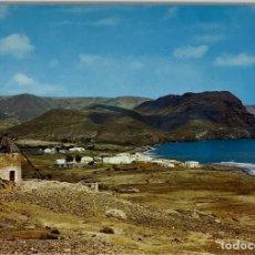Postales: ALMERÍA, BAHÍA DE LAS NEGRAS. VISTA PANORÁMICA. ORTAMA. ESCRITA 1975.. Lote 294106478